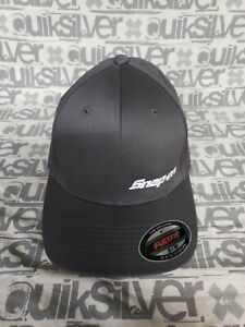 Snap-On Tools Red and Gray Flex Fit Baseball Cap (S/M)