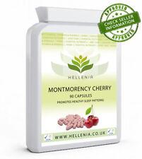 Hellenia Montmorency Cherry 750mg 90 Capsules - Powerful antioxidant