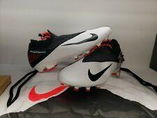 Nike Phantom Vision 2 Elite Fg White Dynamic Fit Firm Cd4161-106 Soccer Cleats