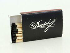 Zigarrenstreichhölzer Davidoff Streichhölzer kurz Zigarre Cigarre Pfeife