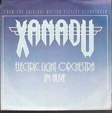 9490 XANADU ELECTRIC LIGHT ORCHESTRA  I'M ALIVE