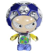 Swarovski Eliot - Soccer Crystal Brazilian National Colors Figurine MIB -5055930