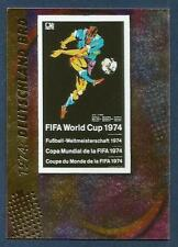 PANINI WORLD CUP 2002- #013-1974:DEUTSCHLAND BRD-GERMANY
