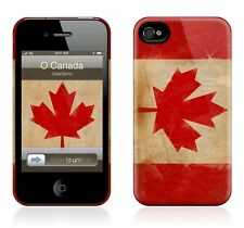 Gelaskin Gelaskins iPhone 4 4S Hard Case O Canada