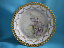 Vintage Hand Painted Porcelain Collector's Plate