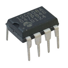 Microchip Technology PIC12C508A-04/P MCU 8-Bit PIC12 RISC 768Byte EPROM 3 12 pcs