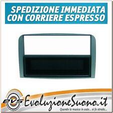Mascherina Autoradio Phonocar 03335 Alfa 147 e GT ISO / Doppio ISO Antracite