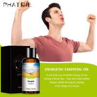 PHATOIL 30ML Oli essenziali energetici di aromaterapia Fragranze organiche pure