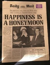 November 15th 1973 - BIRTHDAY? interesting copy of The Daily Mail good gift