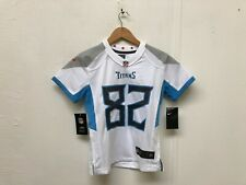 Tennessee Titans Nike Kid's Game Jersey - 8 Years - Walker 82 - New with Defects