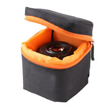 Waterproof Protector Carry Pouch Case Bag Cover for DSLR Mirrorless Camera Lens