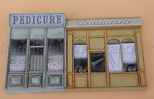 ID Façade complete 1/43 heco miniatures magasin diorama fond resine Teinturie