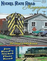 NICKEL PLATE ROAD, Summer 2019 issue of NICKEL PLATE ROAD Historical Society NEW