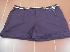 Plus Ultra-Low Shorts for Women