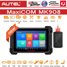 Autel MK908 All Systems Scanner Auto Diagnostic Tool Reset ECU Coding In Stock