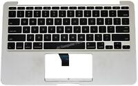 "Apple MacBook Air 11.6"" Top Case Keyboard No Trackpad A1465 661-6629 Grade B"