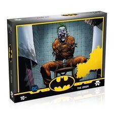 Batman Joker 1000 Piece Jigsaw Puzzle by Winning Moves