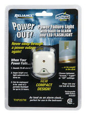 RELIANCE Power Out Power Failure Warning Alarm LED Light - 100 Lumens - THP207M