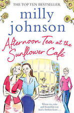 """""""NEW"""" Afternoon Tea at the Sunflower Café, Johnson, Milly, Book"""