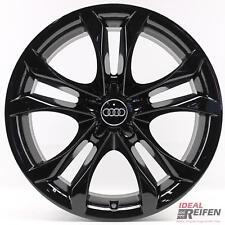 4 Audi TT TTS 8S Sline 18 Zoll Alufelgen 9x18 ET52 ORIGINAL AUDI FELGEN OEM SG
