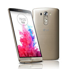 "LG G3 F460 (Korea Version)32GB LTE-A 5.5"" Unlocked Android Cell Smartphone-GOLD"