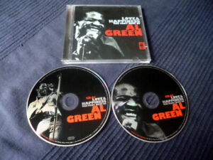 2xCD Al Green LOVE & HAPINESS The Very Best Of Greatest Hits Collection 38 Songs
