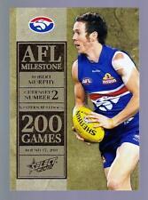 2012 Select Milestone Game Card -  Robert Murphy  MG73