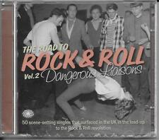 """The Road to Rock & Roll, Vol. 2 - Dangerous Liaisons"" 2013 Brand NEW/SEALED"