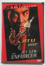 Jet Li's The Enforcer aka My Father Is a Hero Dvd New Anita Mui Corey Yuen
