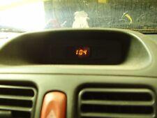 suzuki wagon r dash time clock 34600-83E00