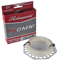 Shakespeare Omni Fly Line (Free Trout Flies)