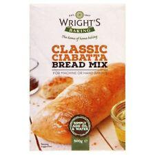 Wright's Bread Mix Ciabatta - 500g (1.1lbs)