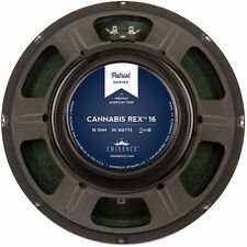 "Eminence Cannabis Rex 12"" HEMP CONE NEW Speaker - 16 ohm - FREE SHIPPING"