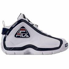 0c4572bf4f93 Fila Men s 96 Grant Hill Retro Basketball Shoes White Navy Red 1BM00569-125