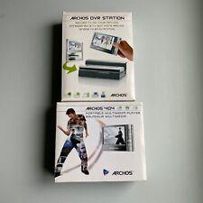 Archos 404 (30 GB) Digital Media Player **PLUS 500856 DVR DOCKING STATION**