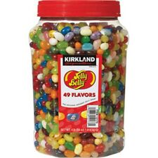 Original Gourmet Jelly Belly Bean 49 Flavors Kirkland 64 oz 4LB Kosher.