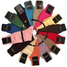 Pantherella Sea Island Cotton Mid-calf 6-pair Solid Color Sock Grab Bag