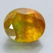 5.00Cts Ravishing Natural Yellow Sapphire Oval Shape Loose Gemstone Ref VDO