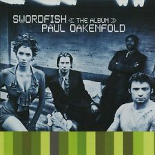 Paul Oakenfold Swordfish (2001) [CD]