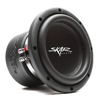 "NEW SKAR AUDIO VVX-8V3 D2 8"" 800W MAX POWER DUAL 2 SUBWOOFER"