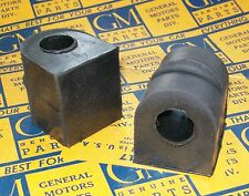 BUICK 2 STABILIZER ROD RUBBER BUSHINGS 1948 thru 1958 OLDS 1939-57 +Our Catalog