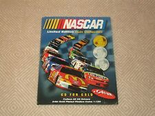 1997 Official Nascar Limited Edition Coin Collection With All 25 Drivers*