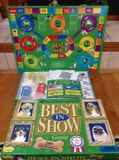 Best In Show AKC Game American Kennel Club Dog Lover  Trivia BoardGame