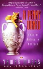 Den of Antiquity: A Penny Urned Bk. 7 by Tamar Myers (2000, Paperback)
