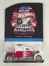 Collectors Nationals Convention 11th Annual Hot Wheels Cincinnati Convoy Custom