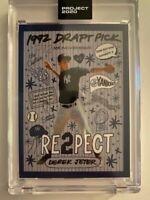 Topps Project 2020 Derek Jeter Artist Sophia Chang #251 PR 4123 New York Yankees