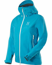 Haglöfs Skarn Winter Hood Women Softshelljacke Snow Ski Wandern Outdoor *230,-