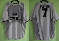 Maillot PSG Paris Saint Germain 2001 Away Aloisio #7 OPEL Nike Vintage - XL