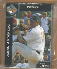 2002 GATEWAY GRIZZLIES COMPLETE TEAM SET FRONTIER LGE
