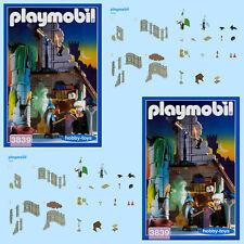 Playmobil 3839 * MAGICIAN'S CASTLE WORKSHOP  * Spares * SPARE PARTS SERVICE *